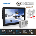 "LILLIPUT Monitor Mopro 7"" IPS Field X-Sports Camera Monitor w/ 2600mAh Battery HDMI AV 1280X800 for DSLR GoPro Hero 3+ / 4"