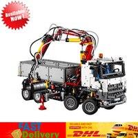 Лепин 20005 2793 шт. техника строительство Arocs автомобильный набор строительные блоки кирпичи Конструкторы Совместимо LegoINGlys 42023