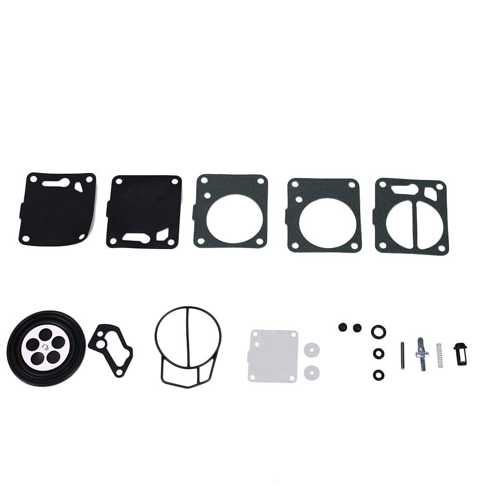 22Pcs Engine Carburetor Rebuild Kit For Seadoo Carb Mikuni