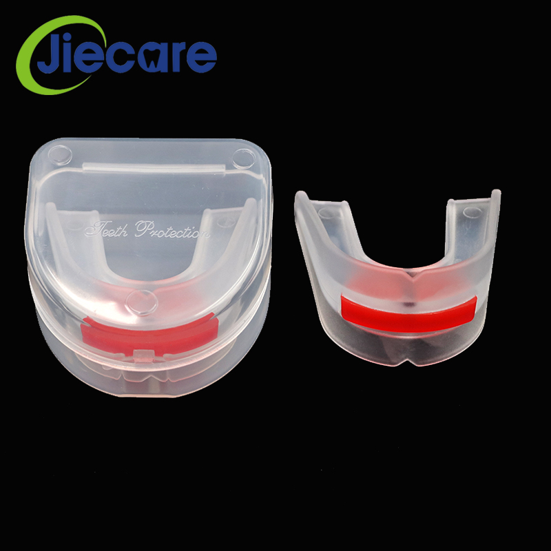 Double Side Boxing Mouth Guard Teeth Protector MMA Sports Tooth Gear Protector