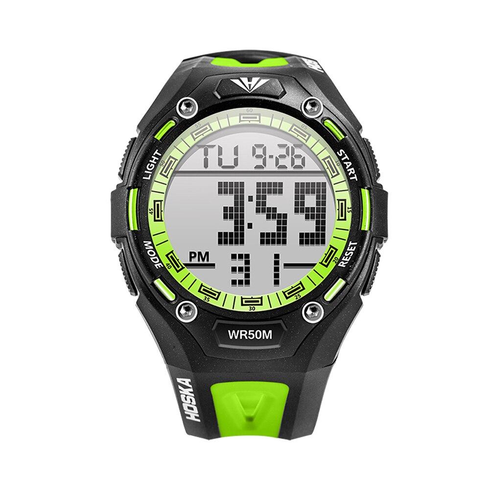 VH Men Watches Sports Watch Alarm Chrono Digital Wristwatches 50M Waterproof Relogio Masculino Erkek Saat Business 2017