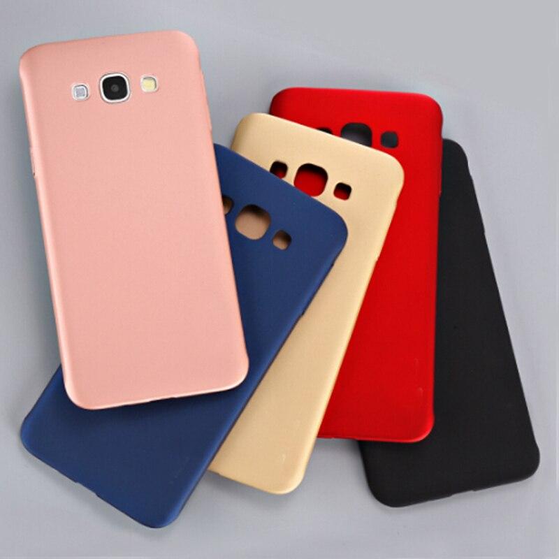 New Luxury Matte Hard Plastic Full Back cover Cases For Samsung Galaxy A3 A5 A7 A8 A9 J1 mini J2 J3 J5 J7 Prime 2016 2015 G530