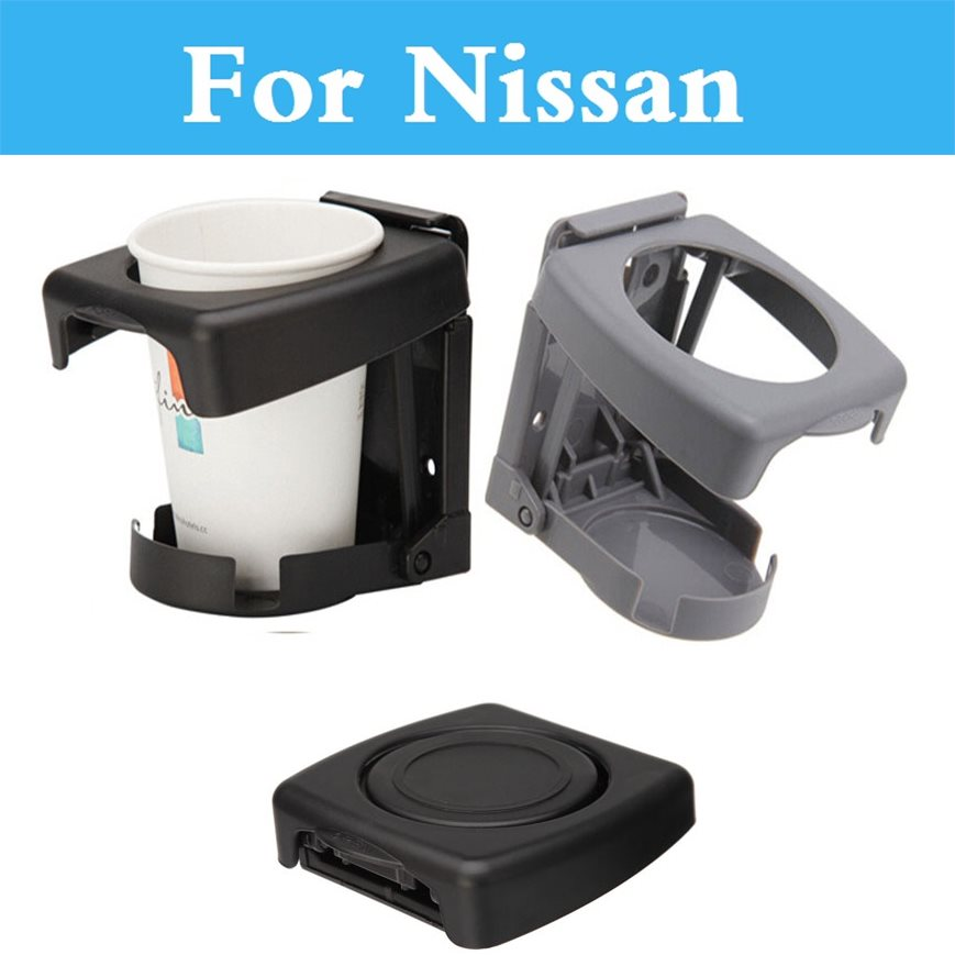 Car Air Vent Outlet Mount Cups Bottle Drinks Stand Holder For Nissan Altima Armada Avenir Juke Nismo 350z 370z Ad Almera Classic