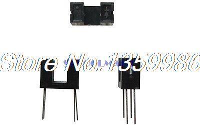 20Pcs DIP-4 ITR9608 Optocoupler Switch Photoelectric Detector Slotted Sensor bonatech rpr220 photoelectric switch reflective type optocoupler sensor black 2 pcs