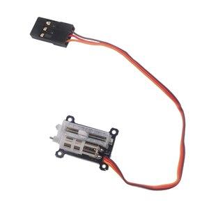 Image 2 - 2 teile/los Micro 1,5g Linear Servo Tiny Servo 4,2 6 V für Flugzeug RC DIYmall