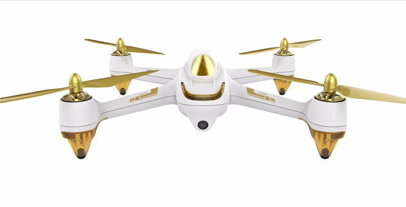 F19687 Hubsan H501S RTF X4 PRO 5.8G GPS FPV Drone Brushless Follow Me Mode Quadcopter 1080P HD Camera Remote Control Helicopter