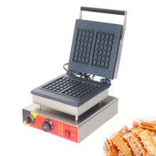 ITOP Commercial Waffle Makers Electric 1500W Waffle Oven Machine Non Stick Bubble Egg Cake Oven Kitchen Tools