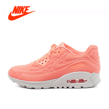 e4aeb374376a7 Intersport Original New Arrival Authentic NIKE air max 90 Women's Running  Shoes Sneakers Height Increasing classic Tennis shoes