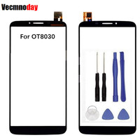 Vecmnoday 6 0 Inch Touch Panel For Alcatel One Touch Hero 2 OT8030 8030 8030B 8030Y