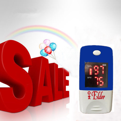 ФОТО Clearance sales Household healthcare monitor diagnostic-tool pulse oximeter measuring Spo2 pulse rate meter CMS50L with CE