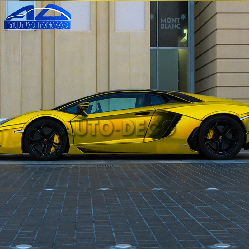 gold-satin-matte-chrome-metallic-vinyl-car-wrap-9