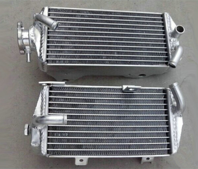 New aluminum racing  radiator for fit Honda CRF250R CRF 250R 2014 14 15 2015 2016