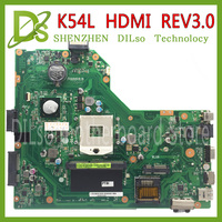 KEFU K54L For ASUS X54H K54L REV 3 0 Notebook K54L HDMI Laptop Motherboard PC Main