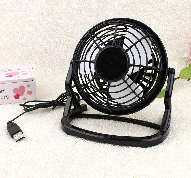 Ventilatore USB del dispositivo di Raffreddamento Scrivania Mini Ventilatore Scrivania Mini Ventilatore Portatile USB del PC Muto eccellente Coolerfor Notebook Computer portatile Con interruttore a chiave