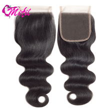 Mifil перуанские волнистые волосы, закрывающие человеческие волосы, кружева, свободная средняя часть, натуральный цвет, не Реми волосы 8-22 дюймов