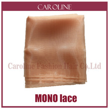 1 Yard Swiss Lace Hairnets Only For Making Wigs Material Lace Closure Mono Lace Wig Cap Toupee Best Quality Guarantee 039