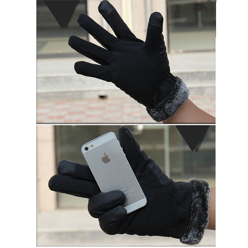 leather gloves (10)