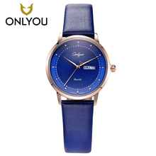 ONLYOU Top Brand Fashion Ladies Watches