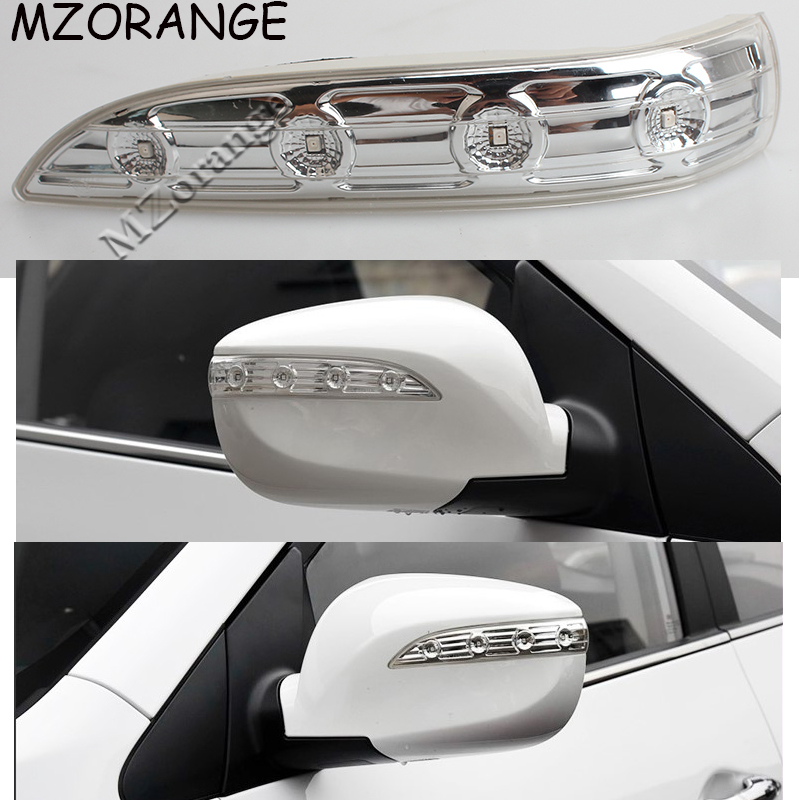 Right side Mirror Trun Singnal Light Lamp Assembly For Hyundai Tucson 2010-2014