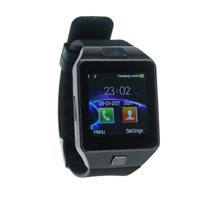 Maxinrytec Smartwatch New Fashion DZ09 Smart Watch with Camera Sim Card Slot Passometer Sleep Tracker Smart Anti-lost