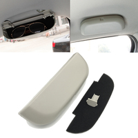 New Gray Car Auto Acc Sunglasses Case Holder Glasses Storage Cage Box Organizer For Honda Vezel