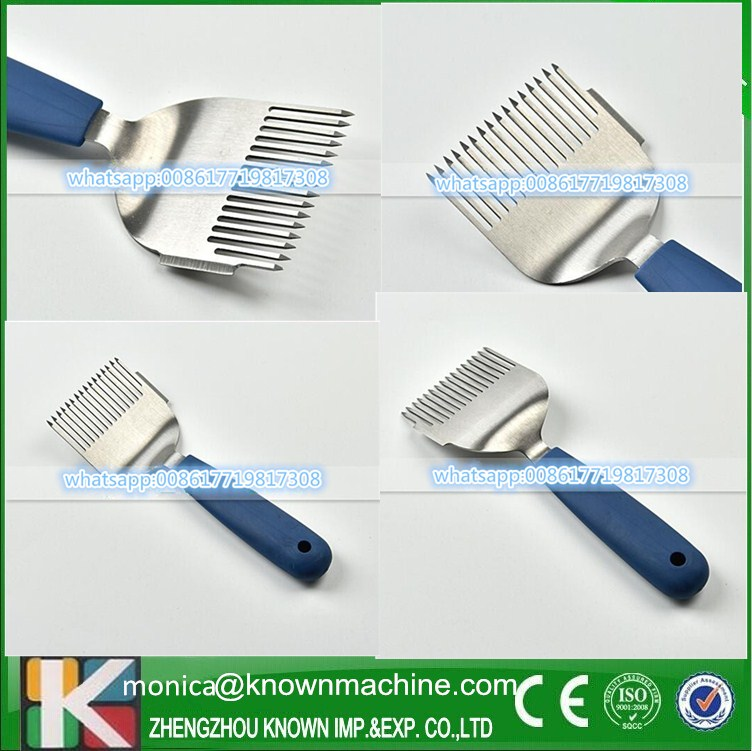 beekeeping equipments supplying uncapping fork /honey scraper electric honey knife uncapping large scraper stainless steel hot heating knife honey cutter beekeeping tool supplies