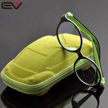Los niños lunette de vue gafas marco gafas ópticas para niño monturas de gafas, gafas EV0274