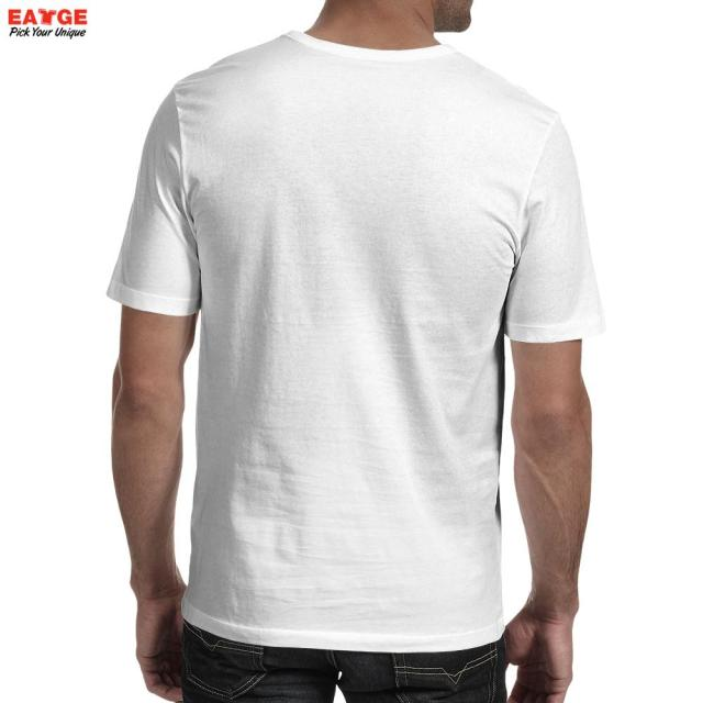 New Men Sexy Design T shirt Fashion White Print Short Sleeve O-neck Sex Love Evolution Boy T-shirt Funny Homo Summer T shirts 2
