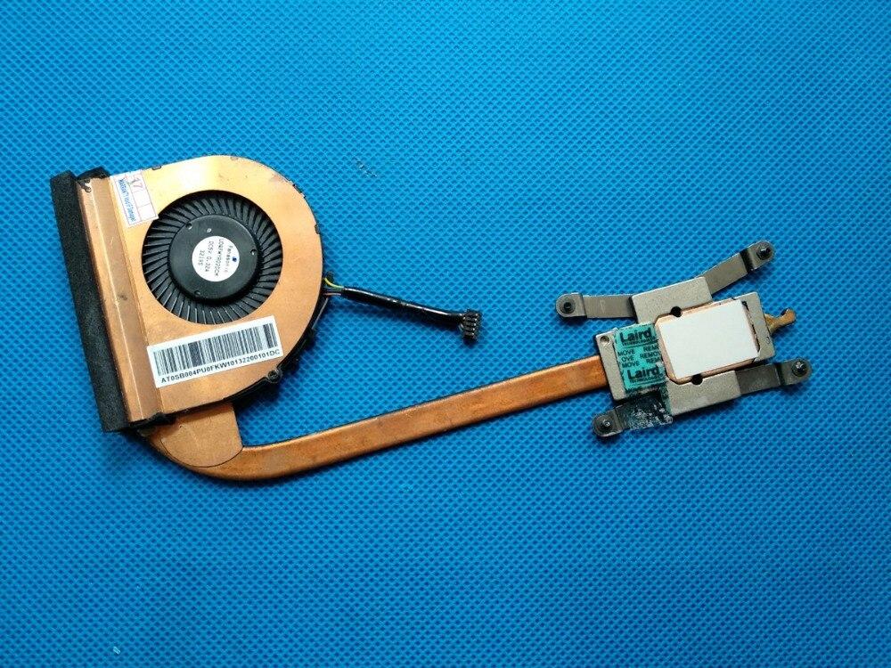 Novo Original Para Lenovo ThinkPad T440S T450S CPU Cooling Fan Dissipador  de Calor Integrado Gráficos 04X0445 04X1850 01AW566