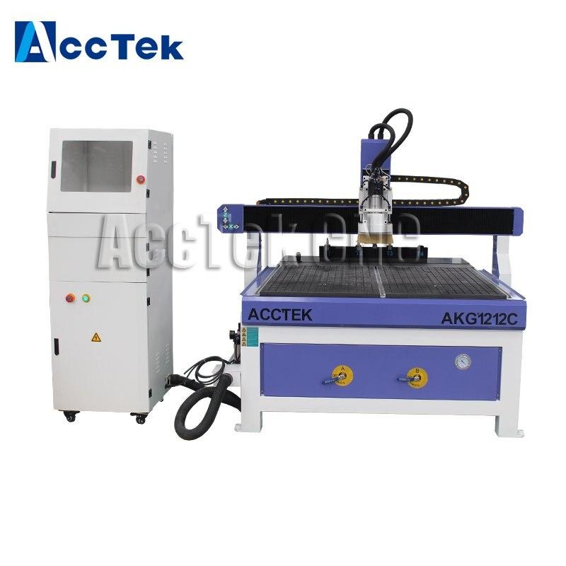 Jinan Manufacturer AKG1212C ATC Circular Saw Machine Wood Cutting Machine