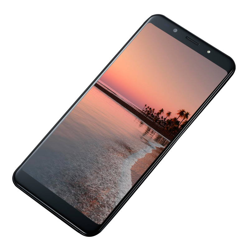 Jeasung Pulada M6 haut de gamme 4G LTE Smartphone 6 + 128 GB MT6757 Octa Core Android 8.0 téléphone portable avec lecteur d'empreintes digitales - 6