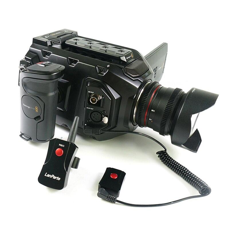 Lanparte Wireless LANC Remote Controller for Blackmagic Camera