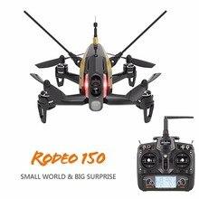 FPV Racing Drone Walkera Rodeo150 7CH 5.8G FPV Mini Racing Drone quadcopter 600TVL Camera Devo7 Controller VS Runner 250 Advance