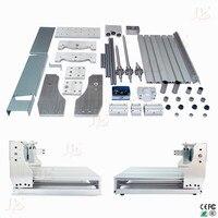 MINI CNC Router DIY 3020Z CNC Frame For Cnc Milling Machine