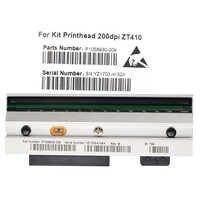 ZT410 Druckkopf Für Zebra ZT410 Thermische Barcode Drucker 203dpi P1058930-009 Kompatibel