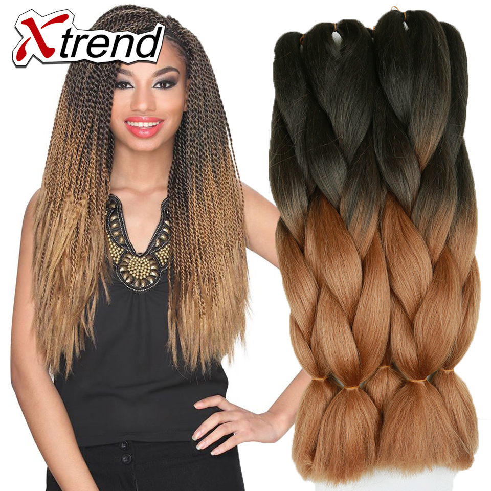 Popular expression hair buy cheap expression hair lots from china expression hair suppliers on - Crochet braids avec xpression ...