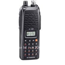 شحن مجاني IC V82 جهاز إرسال واستقبال لاسلكي VHF 7W اتجاهين