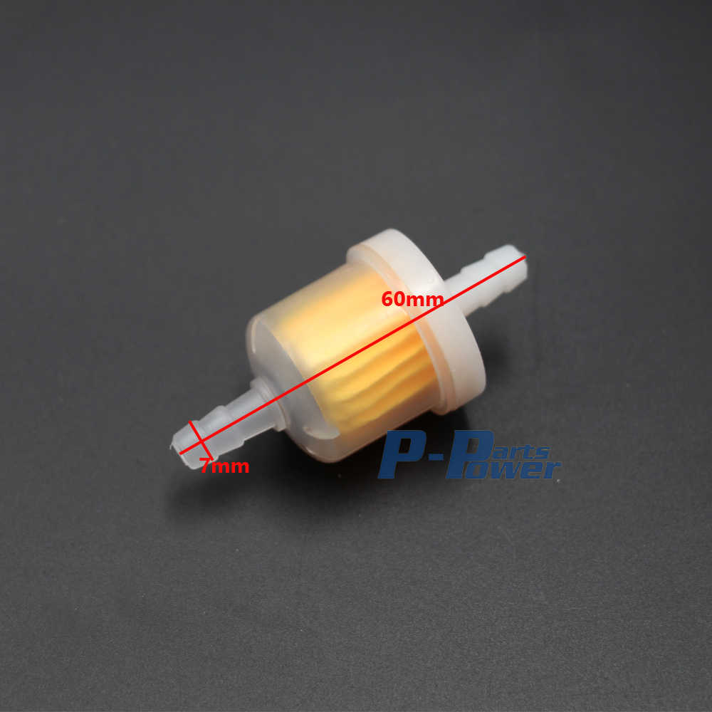 New 50-150 GY6 UNIVERSAL GAS FUEL FILTER MAGNET 2/4 STROKE MOPED SCOOTER MOTORCYCLE DIRT BIKE ATV TAOTAO X5