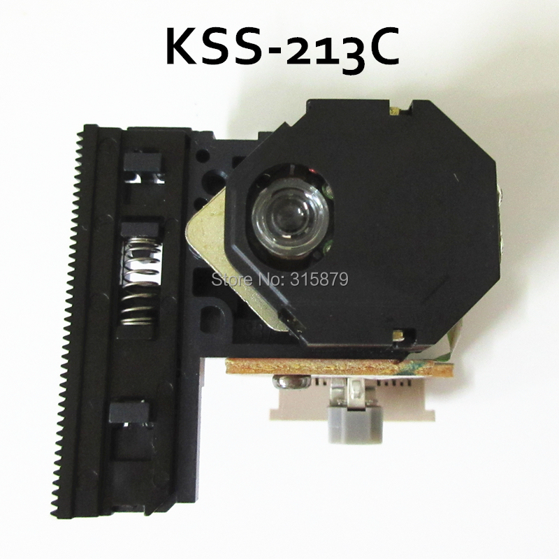 Nuovo pickup laser ottico CD KSS-213C originale per SONY KSS213C KSS - Audio e video portatili