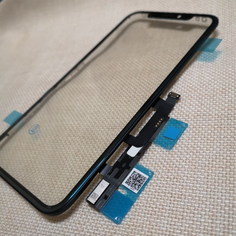 Véritable Original pour l'iphone XR Digitizer écran tactile numériseur à écran tactile