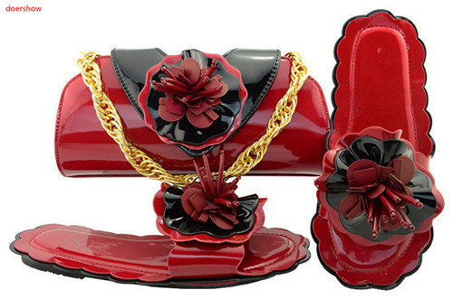 Scarpe Italiane Coordinata con il Sacchetto di doershow Scarpe Africani per Le Donne vendita Nelle Donne Scarpe di Corrispondenza e Borsa Set Nigeriano scarpe HVP1-7Scarpe Italiane Coordinata con il Sacchetto di doershow Scarpe Africani per Le Donne vendita Nelle Donne Scarpe di Corrispondenza e Borsa Set Nigeriano scarpe HVP1-7