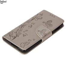 Leagoo M5 Luxury Handmake Leather Case