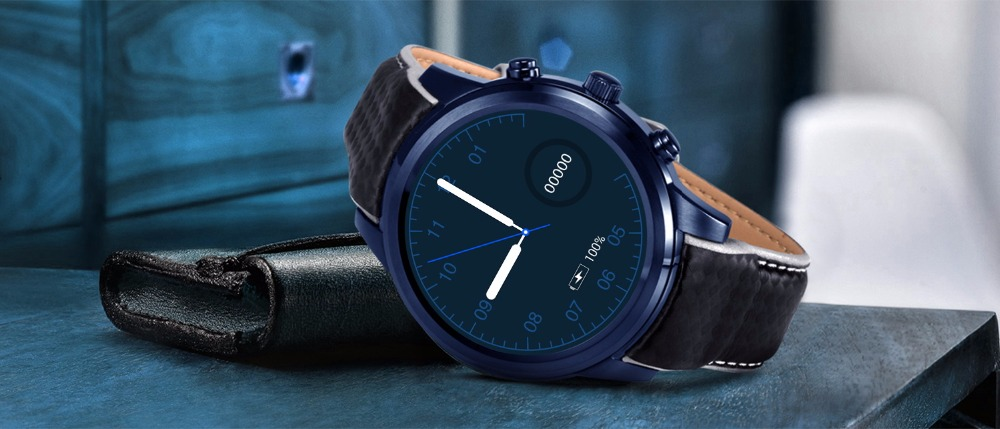 LEMFO LEM5 Pro Android Smart Watch For Men And Women 2GB + 16GB With GPS WiFi And Bluetooth 17
