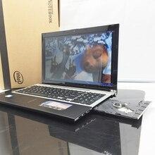 15.6 inch Fast Surfing Windows7/8 notebook computer 4GB+128GB SSD in-tel I7 3517U 1.9Ghz Quad Core WIFI webcam DVD,4gb laptop