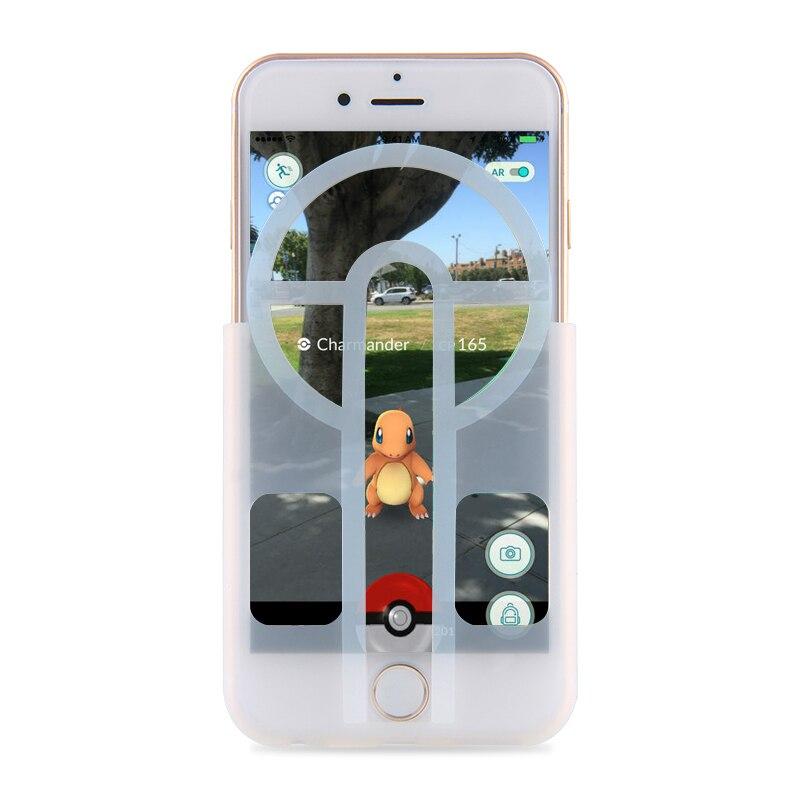 iPhone 6/6S Pokemon GO Aimer Case White