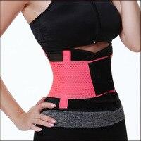 Neoprene Waist Slimming Sports Miss Belt Waist Trainer Burn Fat Loss Weight Girdle For Men Women