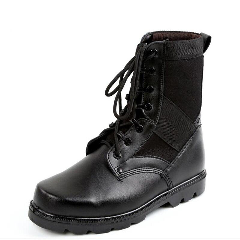 DemüTigen 2019 Neue Herren Stiefel Outdoor Training Special Forces Land Taktische Stiefel Männer Und Frauen Military Stiefel Ultraleicht Wüste Schuhe Home