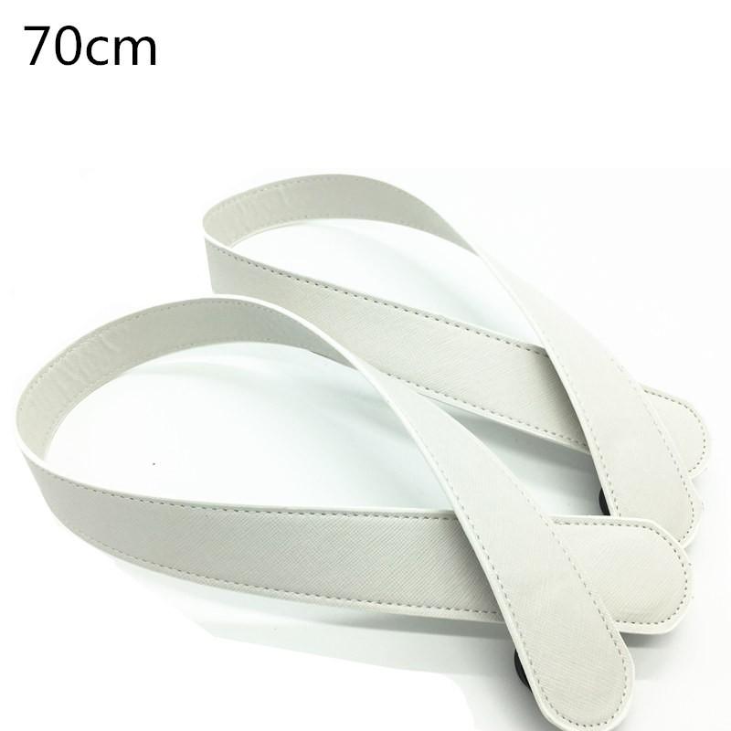 white handle