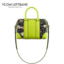 2017 Flower Boston Women Handbag Brand Luxurious Flower Bag Feminina Luxury Handbags Women Bags Designer High Quality