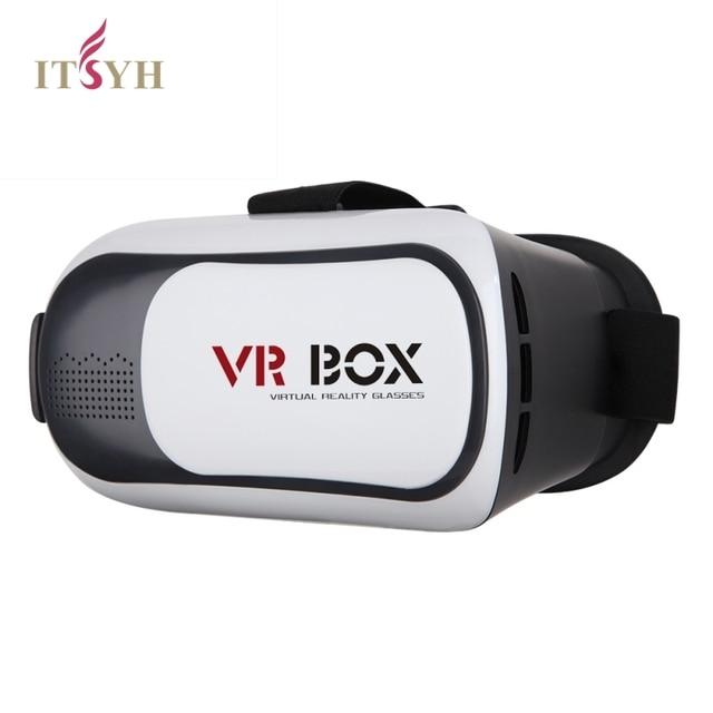 e957edd49314 ITSYH VR box 2.0 3d virtual reality oculos google cardboard ps4 vr headset Virtual  Reality Glasses for 4.7